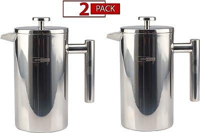 Amazon.com: Bodum Brazil 3 tazas de 12 onzas, cafetera ...