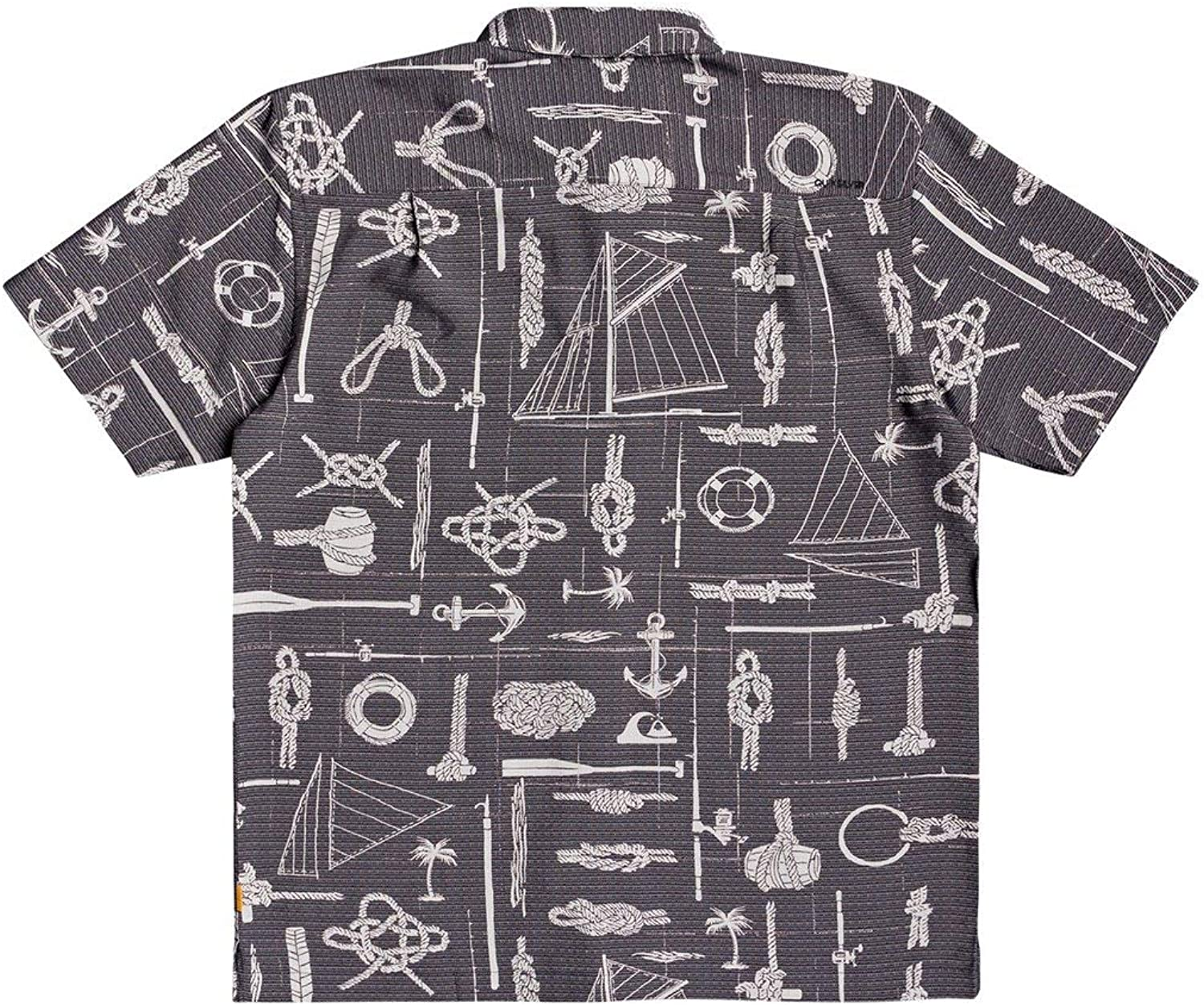 Quiksilver Mens Knots and Stuff Woven