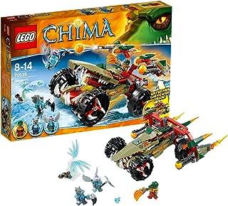 レゴ (LEGO) チーマ クラッガーのファイヤー・ストライカー 70135
