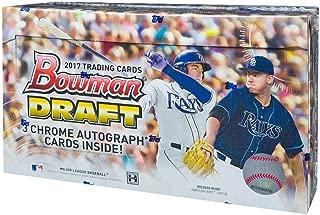 2017 bowman draft hobby box