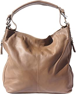 genuine leather sac a main made in italy