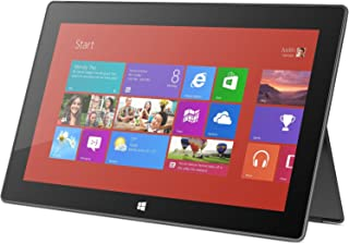 Microsoft Surface RT Tablet 64GB Wi-Fi Black