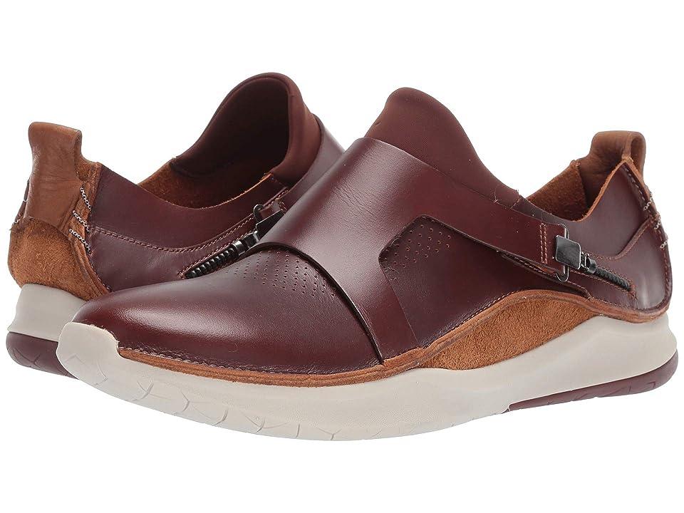 Clarks Privolution M1 (Mahogany Leather) Men