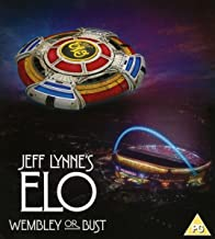 Jeff Lynne's Elo: Wembley Or Bust,2 CD + 1 BR