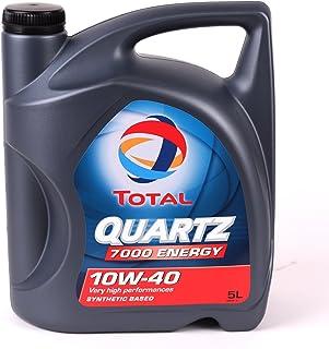 comprar comparacion Total 5L Quartz 7000 Energy 10W-40 Aceites de Motor para Coches, 5 litros
