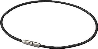 ファイテン(phiten) ネックレス RAKUWA磁気チタンネックレス BULLET 50cm