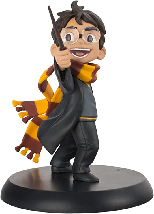Quantum Mechanix QHP104 Warner Brothers Potter Harrys First Spell Q-Fig - Figura