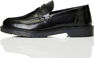 Marque Amazon - find. Cleated Penny Loafer, Mocassin homme