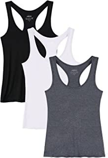 da246f3592bdd Vislivin Tank Tops for Women Racerback Tank Top Basic Workout Tanks