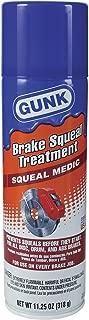 Gunk M725/6 Squeal Medic Brake Squeal Treatment - 11.25 oz.