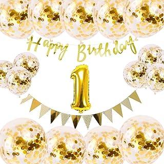 風船 誕生日 HAPPY BIRTHDAY 飾り付け セット 風船 ウェディング バルーン セット 宴会の背景装飾