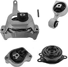 Engine & Transmission Mounts Kit Set of 4 for Nissan Altima 2.5L