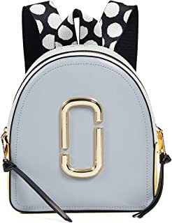 Marc Jacobs Women's Pack Shot Backpack, Rock Grey Multi, One Size
