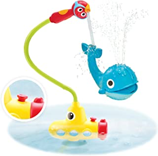 Yookidoo Submarine Spray Whale, Multi