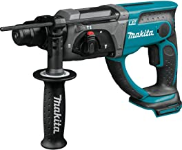 Makita XRH03Z 18V LXT Lithium-Ion Cordless 7/8-Inch Rotary Hammer, accepts SDS‑PLUS..