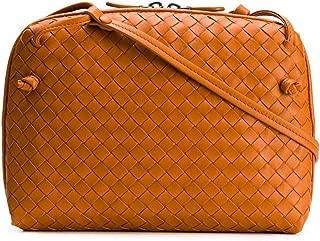 Luxury Fashion | Bottega Veneta Womens 245354V00167673 Orange Shoulder Bag | Fall Winter 19
