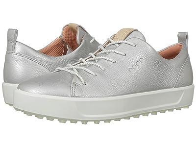 ECCO Golf Soft Low Hydromax(r) (Alusilver) Women
