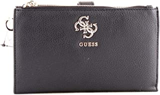 Luxury Fashion | Guess Womens SWVG6853570BLACK Black Wallet | Fall Winter 19