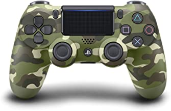 Sony Dualshock 4 Wireless Controller for PlayStation 4 - Green Camouflage - PlayStation 4