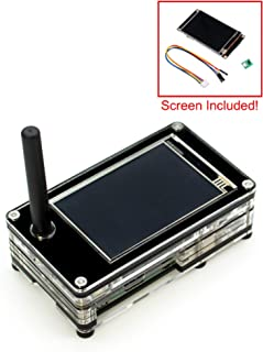 C4 Labs ZRPi-3.NSX Nextion Screen Case – Raspberry Pi 3 B+, ZUMspot MMDVM, and ″Enhanced 3.5