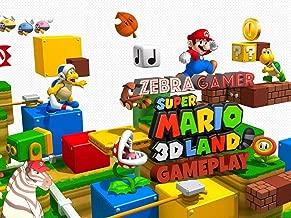 Clip: Super Mario 3D Land Gameplay - Zebra Gamer
