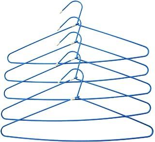 エヌケープロダクツ(NK Products) 洗濯ハンガー 5本組 ブルー 21