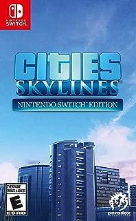 Cities: Skylines - Nintendo Switch Edition - Nintendo Switch