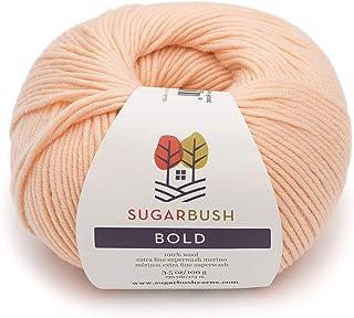 Sugar Bush Yarn Bold Knitting Worsted Weight, Pacific Peach