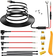 Radar Detector Hardwire Kit,Direct Wire Wiring kit for Escort Valentine One Uniden Beltronics Cobra Radar Detector Quick C...