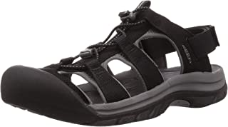 KEEN Rapids H2 Black/Grey Mens Sporty Sandal Size 8.5M US