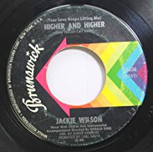 Jackie Wilson 45 RPM Higher & Higher / Im The One To Do It