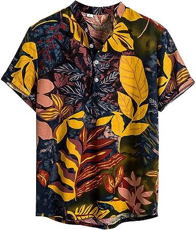 Sylar Camisa Hawaiana Hombre Hombre Polo De Manga Corta ...