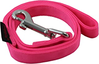 Puppia Authentic Puppia Neon Lead, Pink, Large