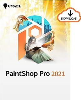 Corel PaintShop Pro 2021 | Photo Editing & Graphic Design Software | AI Powered Features [PC Download]