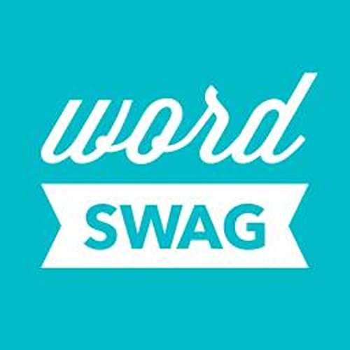 Word Swag App for KIndle
