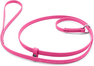 Groomers Pro Jelly Grooming Lead for Dogs | Great for Kennels, Veterinarians and Dog Grooming Salons | Biothane Leash - Ea...