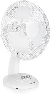Ventilador de mesa Tristar VE-5930 – 30 centímetros – Oscilante – Blanco