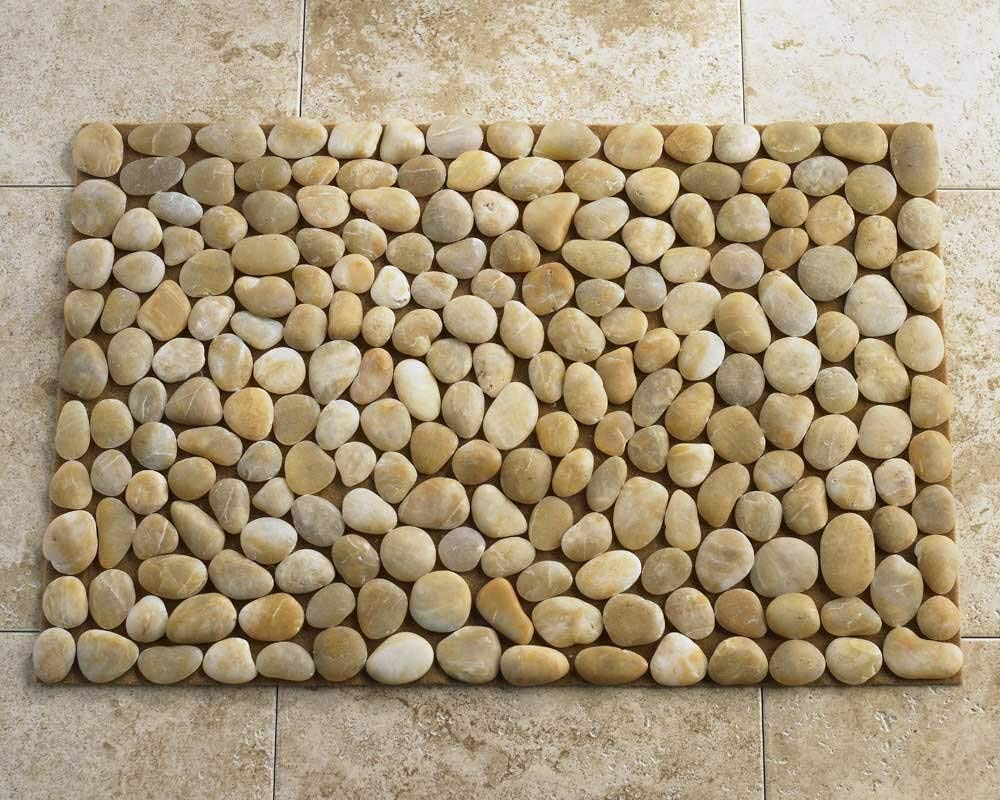 Vivaterra Ochre River Stone Placemats Set Of 4