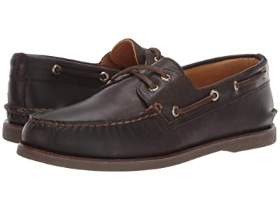 Sperry Gold Cup A/O 2-Eye Fairhaven (Brown) Men