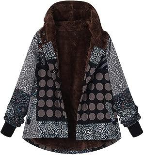 Stevenurr jackets Women Hooded Coat Ladies Long Sleeve Fleece Thick Coats Zipper Coat Winter
