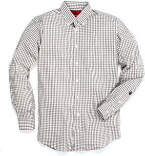 Southern Proper The Goal Line Button Down in Cashew Final Sale
