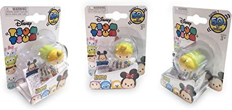 Tsum Tsum ZUR5824 Try FIND The Rarest of Them All for Bonus Ruby Points and Coins Squishy to Touch Figurine Multicoloured SO Much Fun Be HAD by 1 Figure On Blister Pack