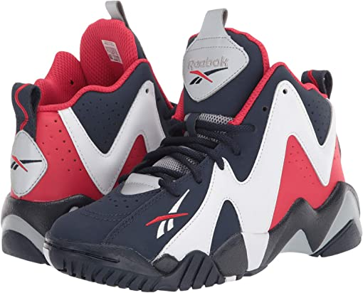 Vector Navy/White/Vector Red