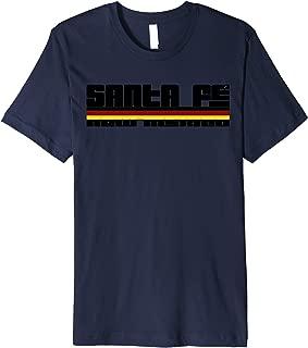 Santa Fe New Mexico Sunset Premium T-Shirt