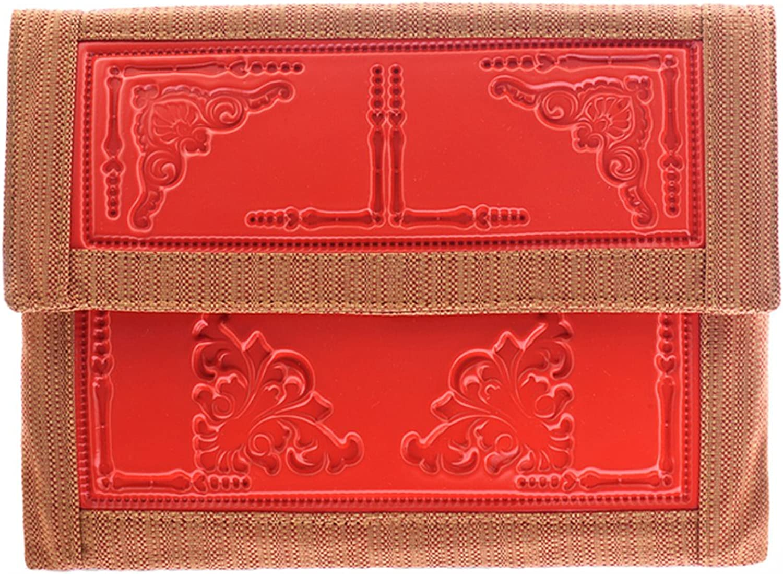 MeDusa Envelope Clutch & Crossbody Bag