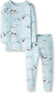 baby penguin pajamas