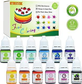 Best soap dye food coloring Reviews
