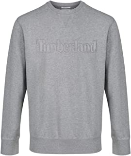 Timberland A2245 Pattern Exeter River Logo Sweat Top