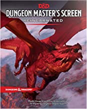 Dungeon Master's Screen Reincarnated (Dungeons & Dragons) PDF