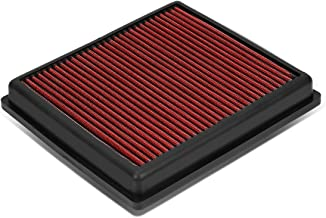 For BMW F22 F30 F32 2/3/4-Series Reusable & Washable Replacement High Flow Drop-in Air Filter (Red)